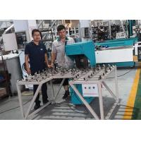 Best Manual Vertical Glass Edge Grinding Machine Touch Scree Easy Maintainace wholesale