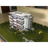 Best Acrylic Plastic Residential Building Model For Real Estate Display 1 . 2 * 1M wholesale