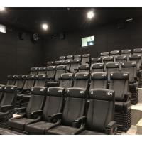 Best Fantastic Simulating 4D Cinema System With Physical Effect For Business Center wholesale