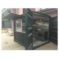 Best Modified Portable Container Coffee House 20' ,  40' Or Custom - Made wholesale