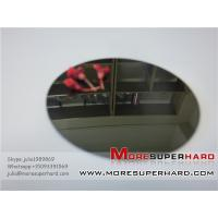 Best 58MM round shape PCD wafers for cutting aluminum-julia@moresuperhard.com wholesale