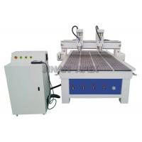 Best High Precision Multi Head CNC Router Two Independent Spindles Stable Performanc wholesale