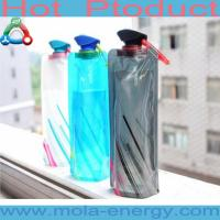 China BPA-Free Polymer Plastic Sports Water Bottle on sale