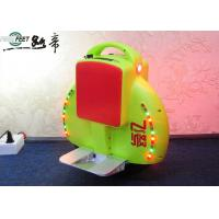 Best High Speed Green Gyroscopic Electric Unicycle 1 Wheel Electric Scooter Foldable wholesale