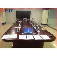 Buy cheap Super Slim LCD Monitor Lift with Microphone,  Vertical LCD Screen Lift  Mechanism product