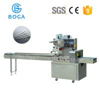 China Multi Function Pillow Wrapping Machine For Electric Medical Products Dropper on sale
