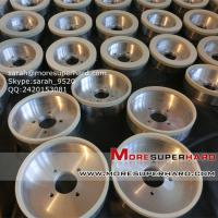 Cheap Diamond grinding wheel for carbide tools  sarah@moresuperhard.com for sale