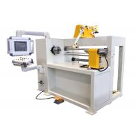 Best Full Automatic HV Small Transformer Coil Winding Machine With 3kw Motor Driven wholesale