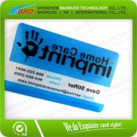Best plastic magnetic loyalty gift  card wholesale