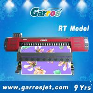 Best Large Format Digital Printing Machine Industrial Textile Inkjet Printer Garros RT-1801 wholesale