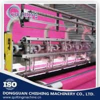 Best High Speed Automatic Computerized Quilting Machine Two Needle Bar For Shoes Covers wholesale
