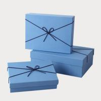 Best Professional Custom Paper Storage Boxes Colored Gift Boxes For Christmas Presents wholesale