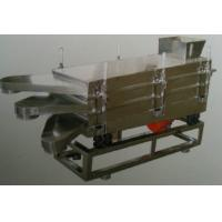 Buy cheap Square Vibrating Screening Machine With 6-120 Mesh 150-1500kg Ootput from wholesalers