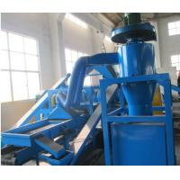 China Automatic Nylon Tire Recycling Machine Separate Fibers From Rubber Powder on sale