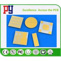Best UL ROHS ISO9001 Rigid Flex Printed Circuit Boards Fr4 Base Material Solid Structure wholesale