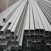 China Sanitary Thin Wall Steel Tubing , Stainless Steel Hollow Bar BA 2B Surface Treatment on sale