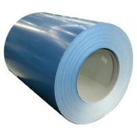 China PE PVDF Color Coated Aluminium Coil 3003 3005 H24 For Roofing Sheet on sale