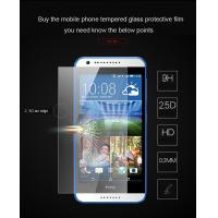 China tempered glass mobile phone protection film with factory price for HTC on sale