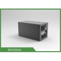 Buy cheap Rs485 Ip54 60V 20Ah Iron Phosphate Lifepo4 Battery For Vehicle from wholesalers