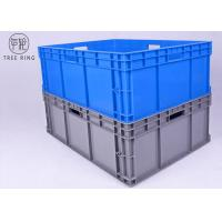 Best Palletshard Wearing Euro Stacking Containers , Heavy Duty Stackable Storage Container wholesale