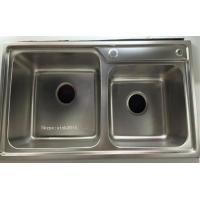 Best China Factory Suppy Stainless Steel Kitchen Sink WY-7239D wholesale