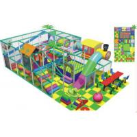 Best 2013 hottest kids indoor playground,colorful  naughty castle wholesale
