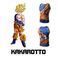 China 93.2% Polyester Custom Anime T Shirts Z Kakarotto Unisex Short Sleeve Tee For Kids / Youth on sale