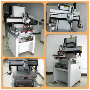 China Pneumatic Silk Screen Printing Machine (JQ4060B) on sale
