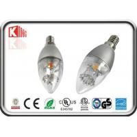 Best Replace 40W Incandescent light CE Certification Candle Led Bulb for Chandelier wholesale