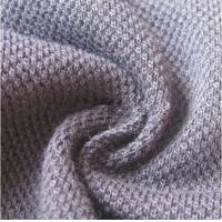 China TC65/35 single pique knitted fabric on sale