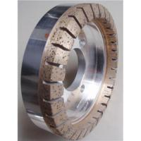 Buy cheap bronze bond diamond grinding wheel from wholesalers