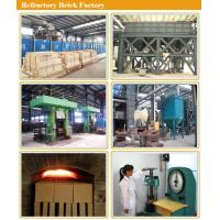 China Magnesite Refractory Bricks for Cement Kilns Furnace on sale