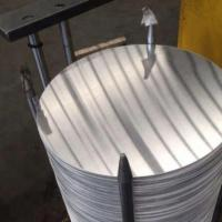 Best Hot Rolled Aluminium Circle Plate 1.0mm Thickness Round Shape Mill Finished wholesale