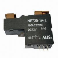 Best 100A High-power Latching Relay, Measures 60 x 40 x 22mm wholesale