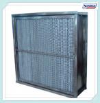 Best Fiberglass Media High Temperature Hepa Filter Cassette Type Home Hepa Filter wholesale
