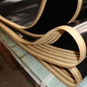 Best anti-staic long life Teflon/PTFE glassfiber coated endless fusing belt wholesale