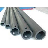 China Refractory Material Sic Silicon Carbide Roller Thermocouple Protection Tube on sale
