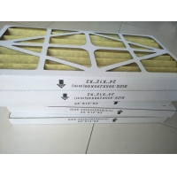 Best Metal Frame Primary Effect Folding Screen Air Filter 11kw wholesale