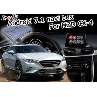 Best Mazda CX-4 CX4 Multimedia Video Interface optional carplay android auto android interface wholesale