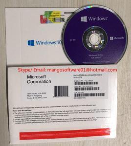 China 1809 Version Windows 10 Pro Coa Sticker FQC-08929 Genuine OEM Key Computer Activation on sale