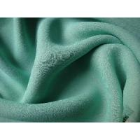 China Silk Georgette Solid Fabric on sale