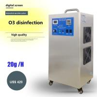 China 15g 20g 30g ozone generator for air and water purifier on sale