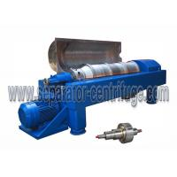 Best Horizontal Structure Full Automatic Drilling Mud Centrifuge from China wholesale