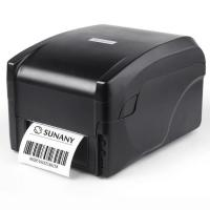 Best 1524T Bar Code Desktop Label Printer Black/white Supermarket Desktop Thermal Transfer Label Printer Barcode Printer wholesale