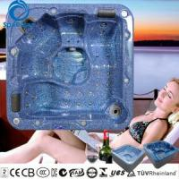 Best Popular 5 person whirlpool massage bathtub with changeable massage neck collar wholesale