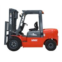 China 4 Ton Diesel Engine Forklift Truck / Industrial Lift Truck 2895 * 2105 * 1410mm on sale