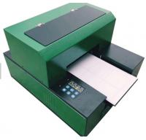 Best Flatbed A3 DX5 1390 Desktop Uv Flatbed Printer , Mug Ceramic Digital Printing Machine wholesale
