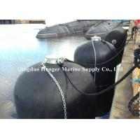 Best Naval Port Military Harbour Commercial Boat Fenders , Protective Marine Boat Fenders wholesale
