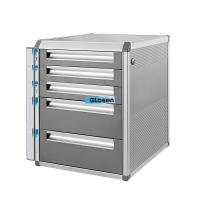 Best Classic Colored Stainless Steel File Cabinet With Removable Tags wholesale