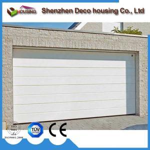 Best Automatic folding garage door remote control galvanized steel polyurethane three layer sandwich garage doors wholesale